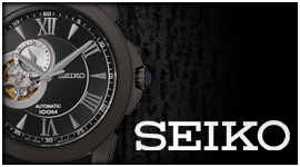 Seiko Watches, available in Sioux Falls at Faini Designs Jewelry Studio